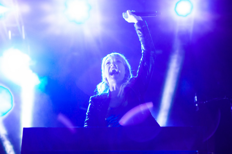 Metric Festival Main Stage, Halifax NS, July 13