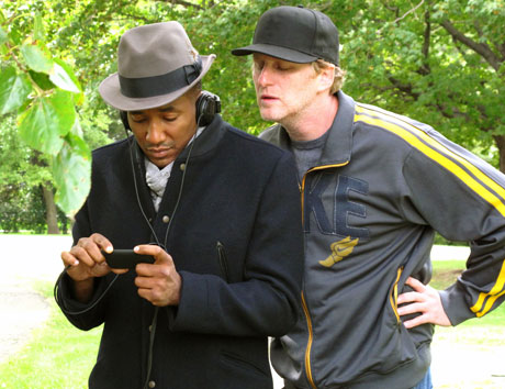 Michael Rapaport Director of <i>Beats, Rhymes & Life: The Travels Of A Tribe Called Quest</i>