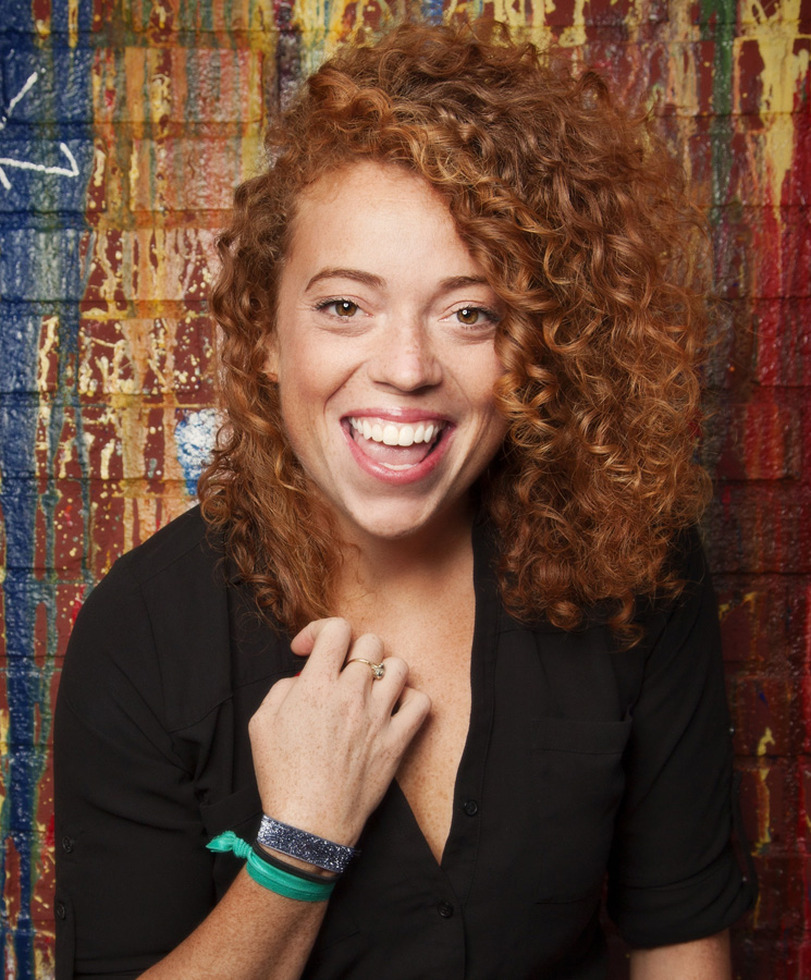 Michelle Wolf Garrison, Toronto ON, October 3
