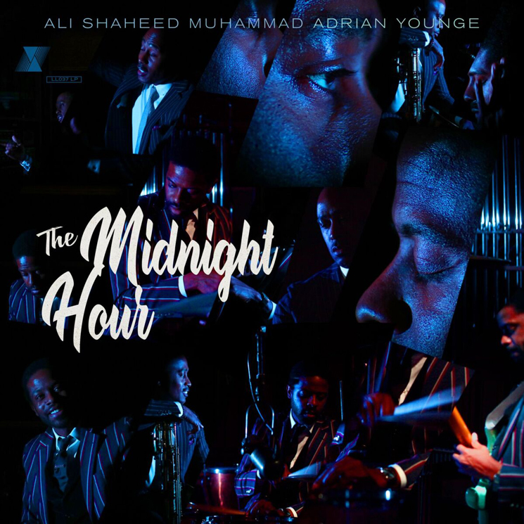 Stream Ali Shaheed Muhammad and Adrian Younge's 'The Midnight Hour'