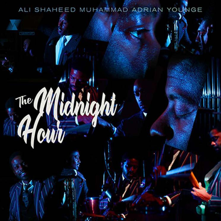 Ali Shaheed Muhammad & Adrian Younge The Midnight Hour