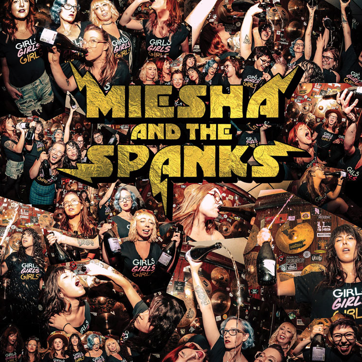 Miesha and the Spanks Girls Girls Girls