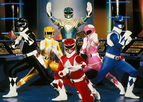 Mighty Morphin Power Rangers, Season 1, Vol. 1