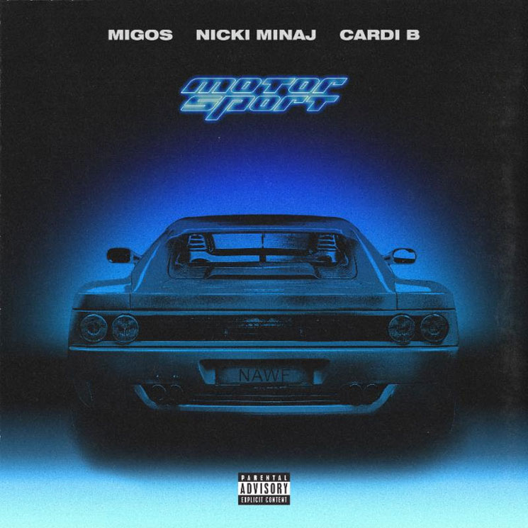 "Migos Team Up with Nicki Minaj and Cardi B for ""Motor Sport"""