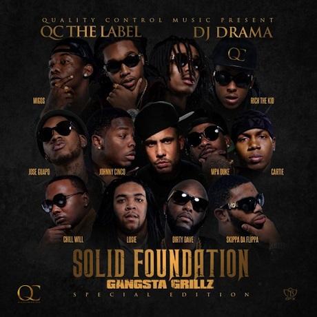 Various 'Solid Foundation' (mixtape)