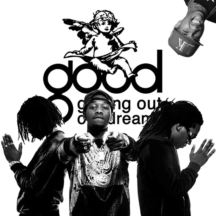 Migos and Kylie Jenner's Boyfriend Sign to Kanye West's G.O.O.D. Music