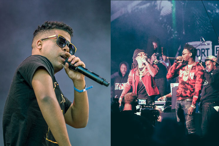 Migos on ILOVEMAKONNEN Coming Out as Gay: 'That's Wack, Bro'