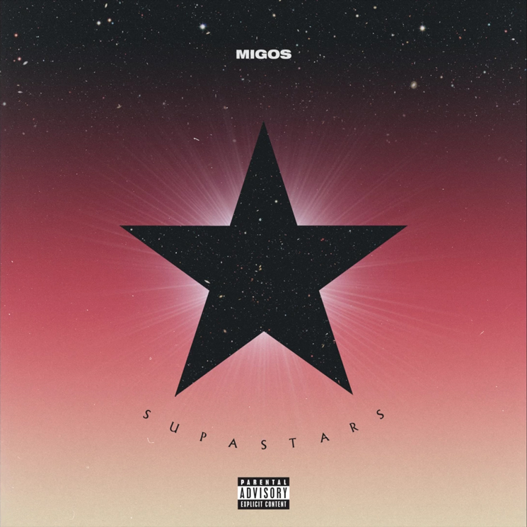 Listen To Migos Shine On Their New Song 'Supastars'