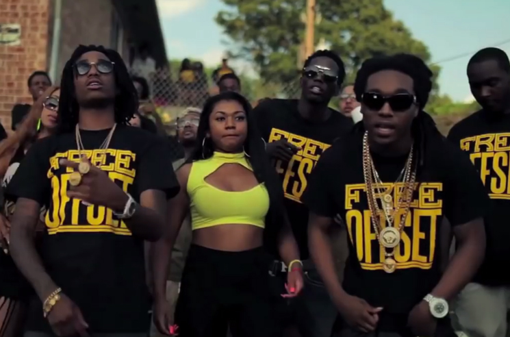 """The Internet Thinks Migos Shot Their """"Bando"""" Video in Windsor"""