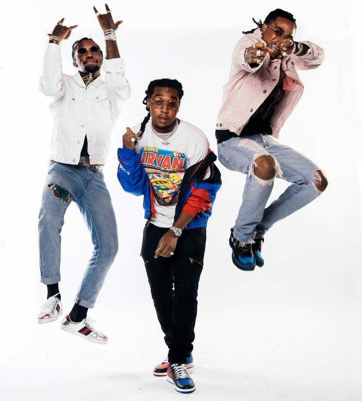 Migos Sued For Inciting A Riot, Back In 2015
