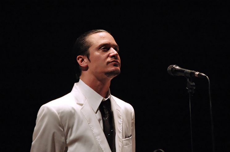 Mike Patton Joins Slayer/Locust Offshoot Dead Cross