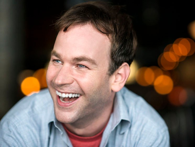 Mike Birbiglia JFL42, Sony Centre, Toronto ON, September 29