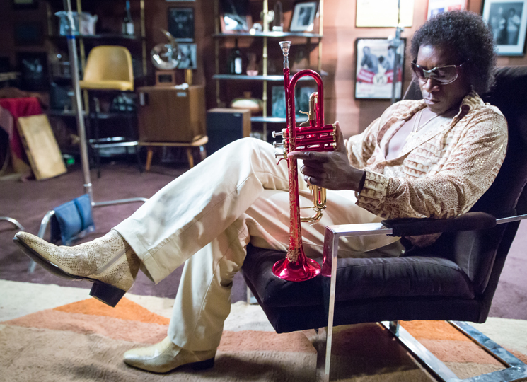Miles Ahead Directed by Don Cheadle