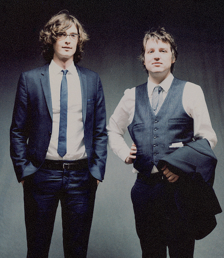 The Milk Carton Kids Invent the 'Road Album' with 'Monterey'