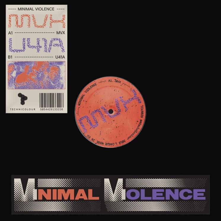 """Minimal Violence """"MVX"""" / """"U41A"""""""