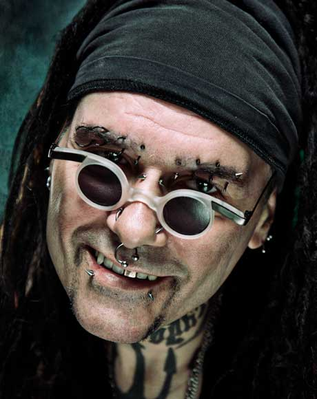 Ministry The End of Al Jourgensen