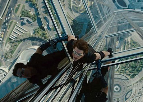 Mission: Impossible Ghost Protocol Brad Bird