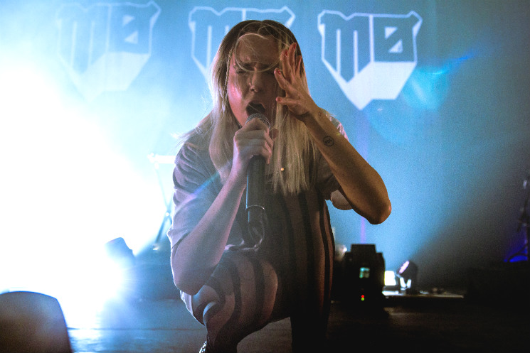 MØ Corona Theatre, Montréal QC, November 30