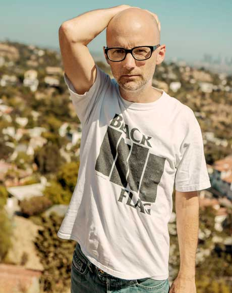 Moby The Exclaim! Questionnaire