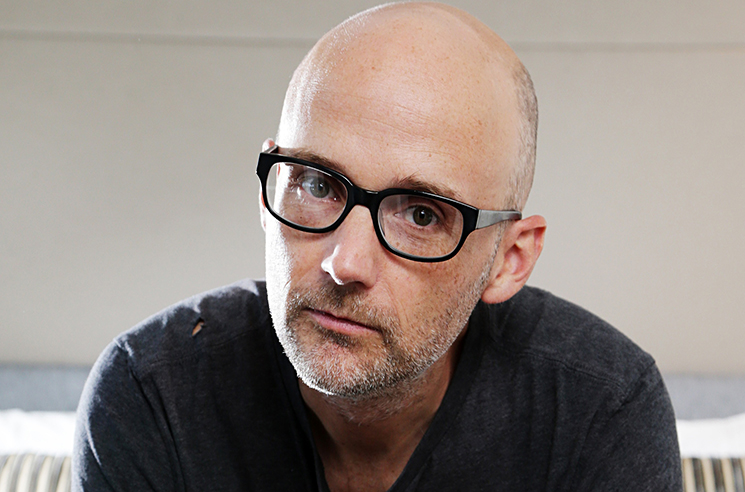 Moby Shares New Album for Free via Fake White House Press Release
