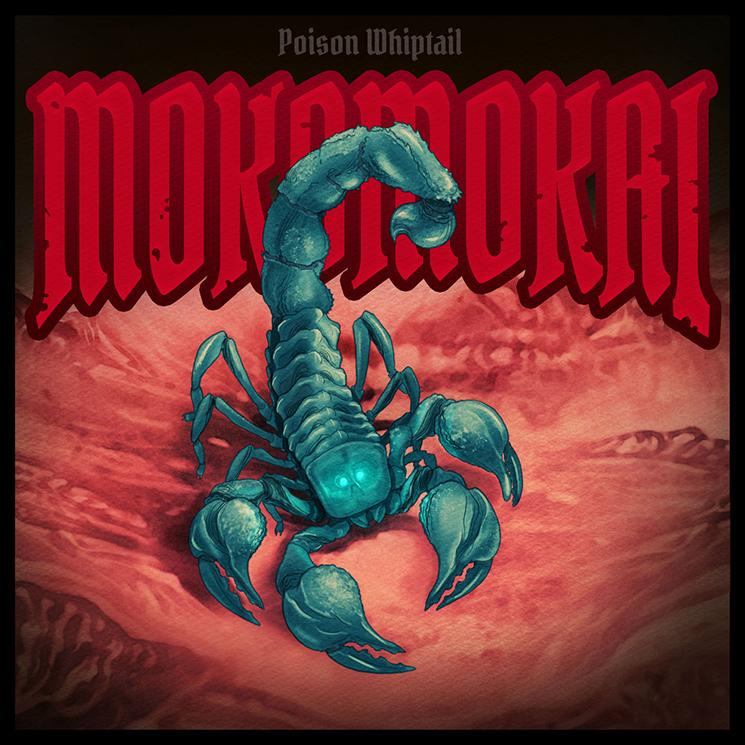 Mokomokai 'Poison Whiptail' (EP Stream)