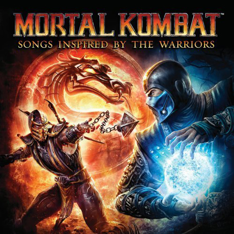 Various Mortal Kombat: Songs Inspired by the Warriors