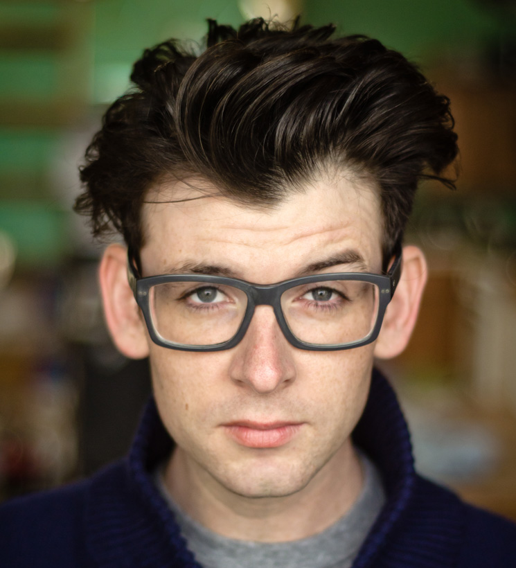 Moshe Kasher Royal Theatre, Toronto ON, September 25