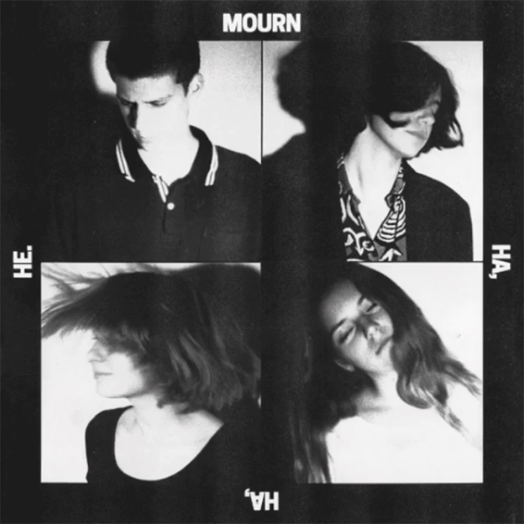 Mourn Announce Sophomore 'Ha, Ha, He.' LP for Captured Tracks