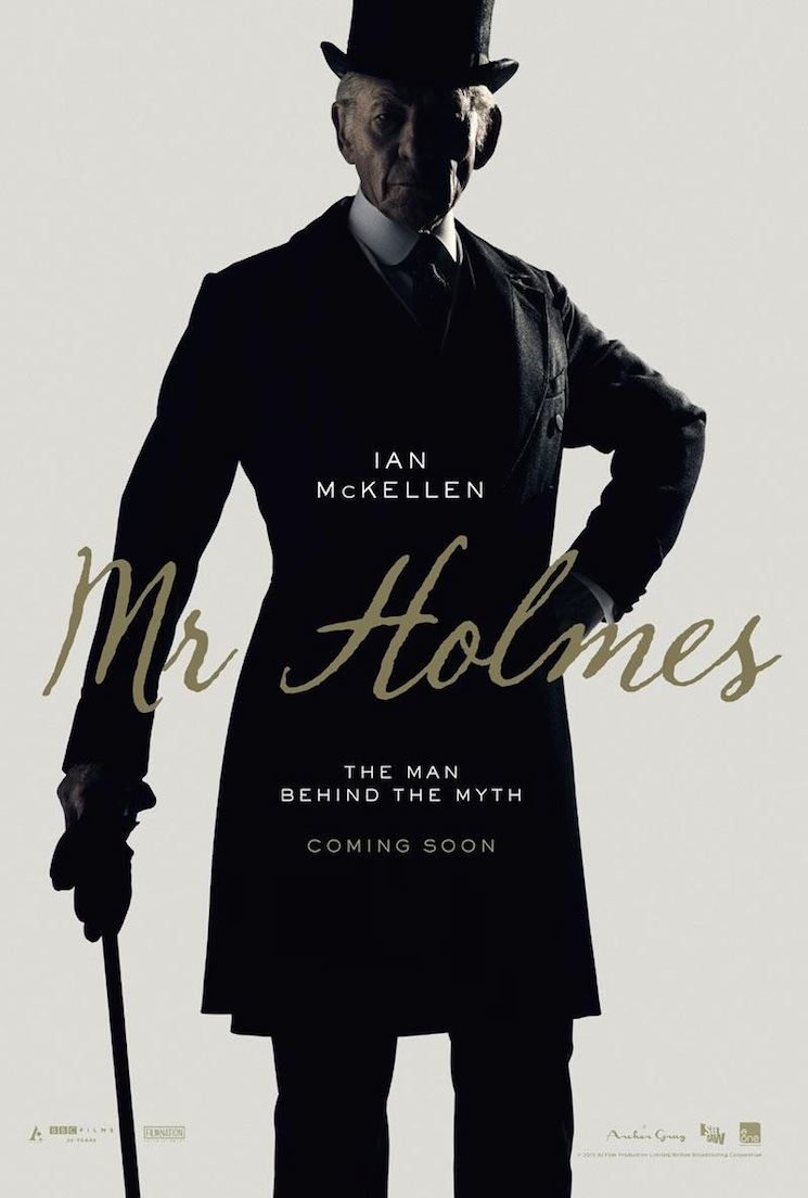 Mr. Holmes Official UK Trailer