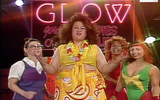'Gorgeous Ladies of Wrestling' Star Mt. Fiji Dead at 60