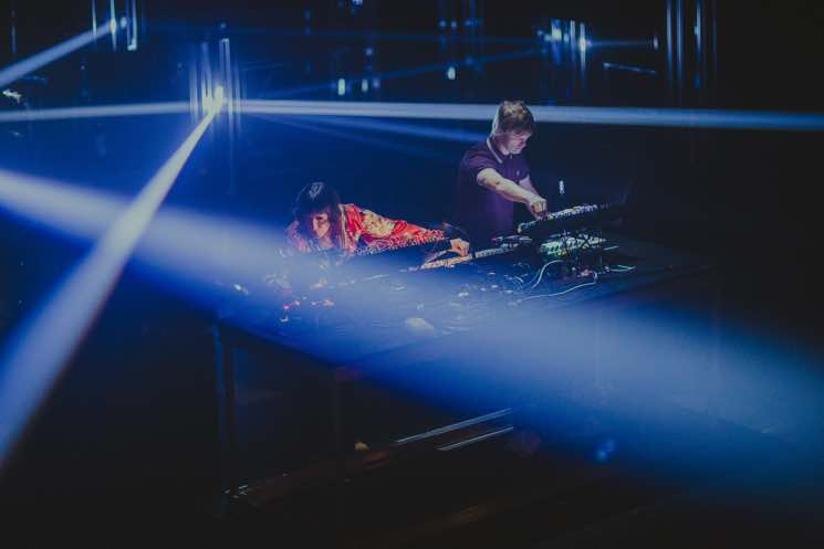 Lady Starlight and Surgeon MUTEK, Montreal QC, August 25