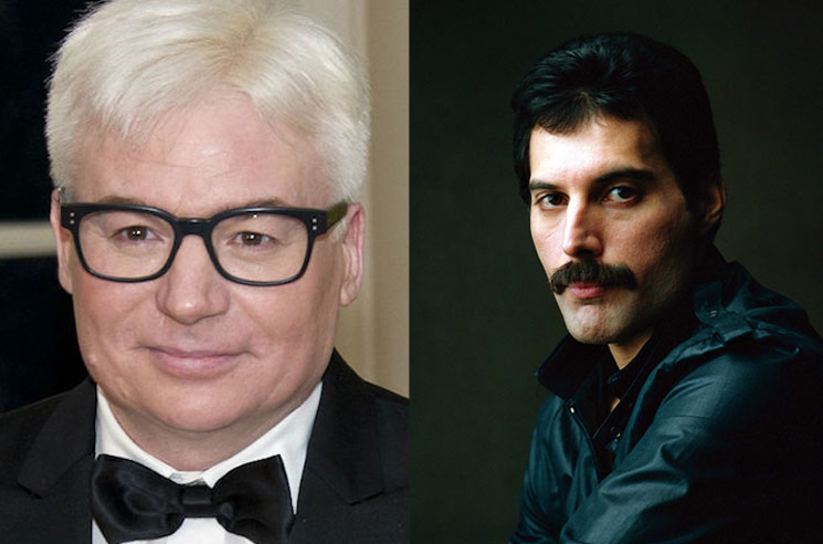 Mike Myers in Talks to Join Freddie Mercury Biopic
