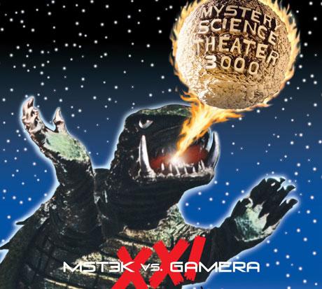 Mystery Science Theater 3000 Vol. XXI: MST3K vs. Gamera