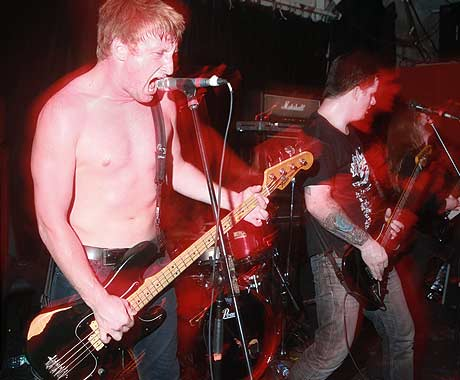 Nails / Xibalba / Early Graves Il Motore, Montreal QC, April 30