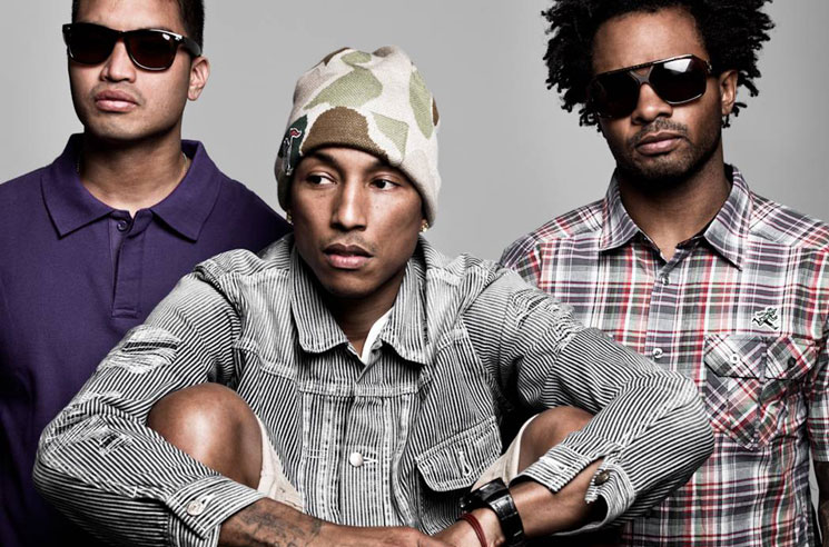 N.E.R.D. Tease Their Return with Cryptic Messages
