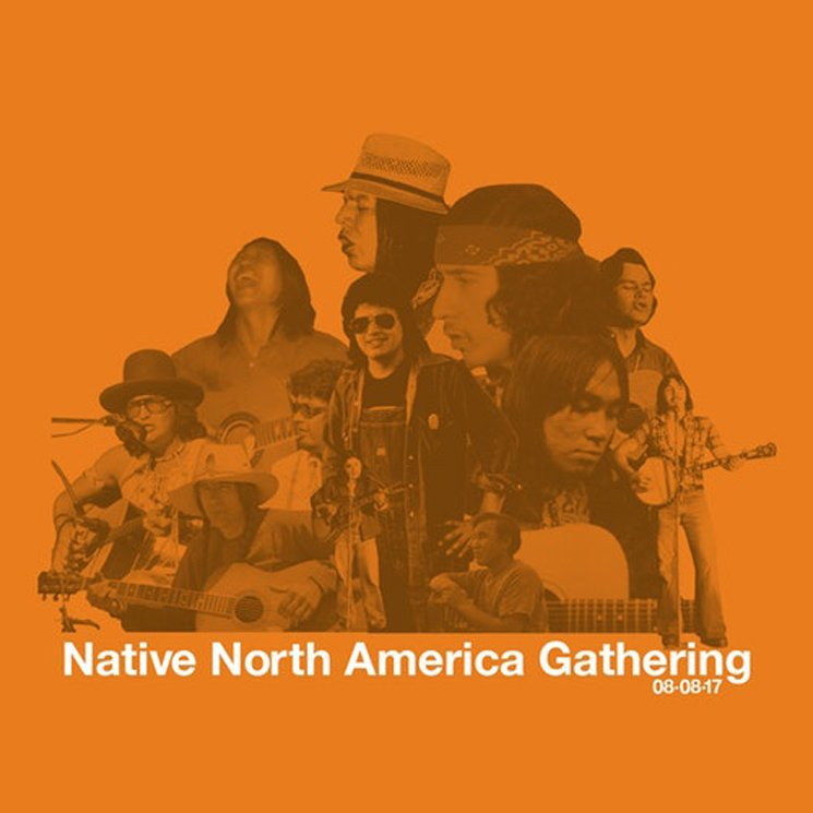 Native North America Compilation Celebrated with Toronto Concert