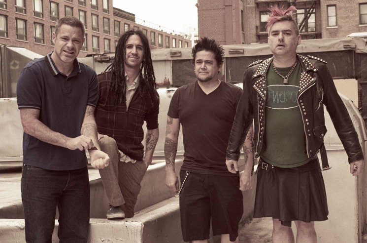 Fat Mike Says He's Releasing an Album of NOFX Stage Banter Called 'You Think Vegas Was Bad?'