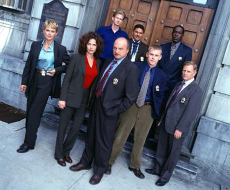 NYPD Blue: Season Six