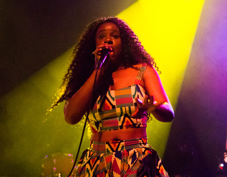 NAO Mod Club, Toronto ON, May 6