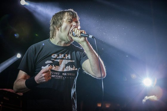 ​Napalm Death / Voivod / Exhumed / Iron Reagan / Black Crown Initiate Opera House, Toronto ON, February 4