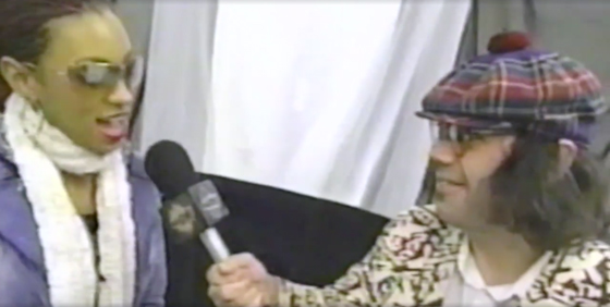 Nardwuar Digs Up Archival Interviews with Destiny's Child and Solange