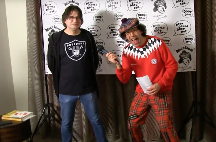 Nardwuar the Human Serviette vs. Steve Albini