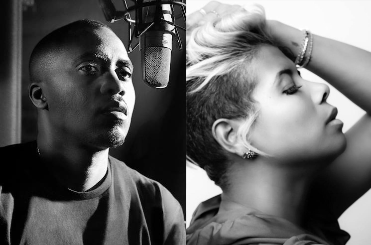 Nas Addresses Kelis' Abuse Allegations