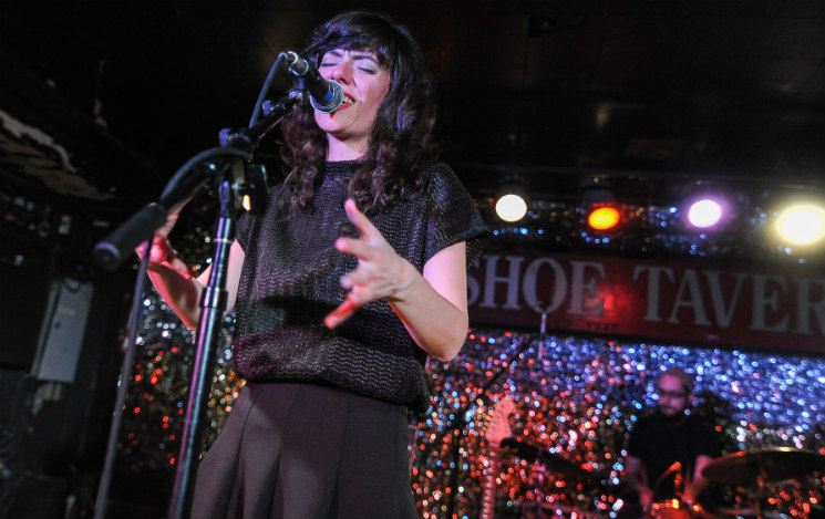 ​Natalie Prass Horseshoe Tavern, Toronto ON, November 6