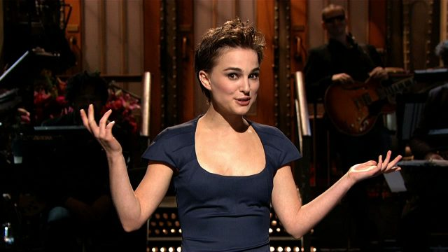 Saturday Night Live: Natalie Portman & Dua Lipa February 3, 2018