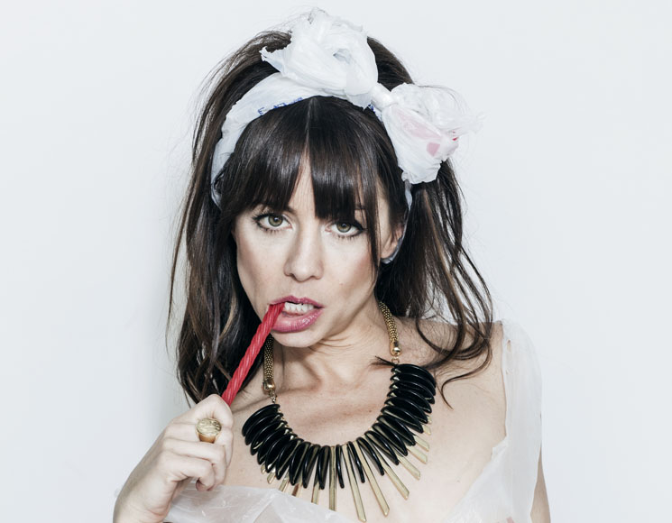 Natasha Leggero Discusses Teaming Up with Moshe Kasher and Acting Rich as a Defence Mechanism
