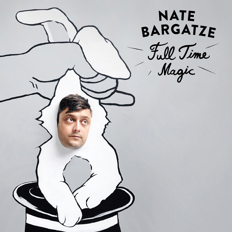 Nate Bargatze Full Time Magic