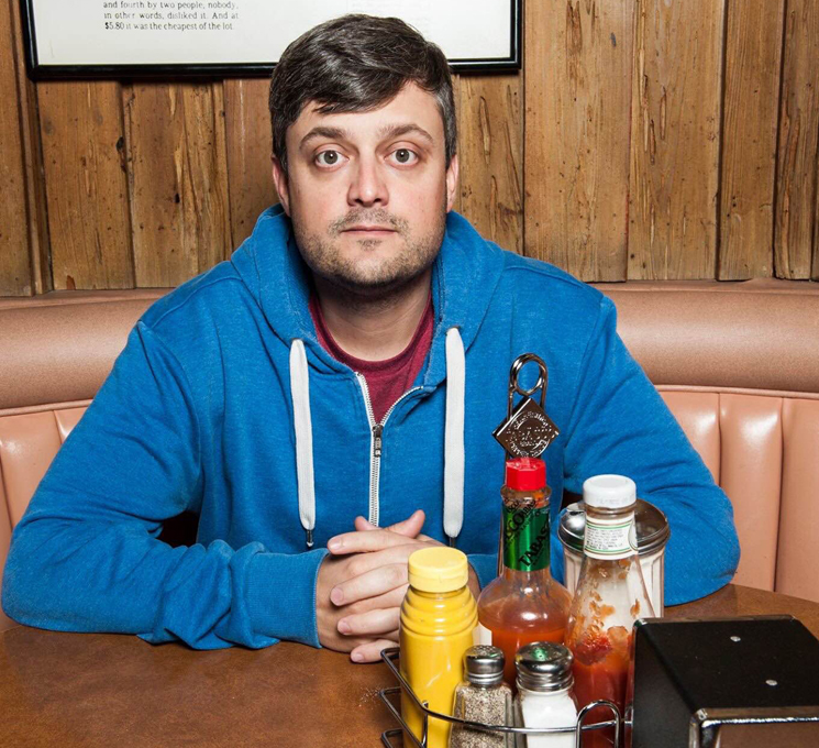 Nate Bargatze Rivoli, Toronto ON, September 27