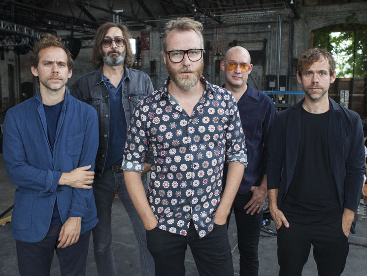 The National Get Political on 'Sleep Well Beast'