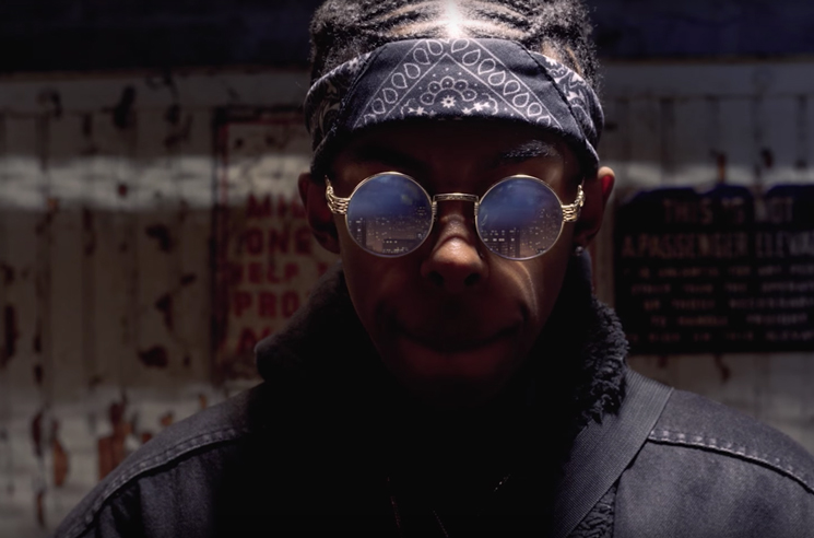 Bishop Nehru 'Rooftops' (video)